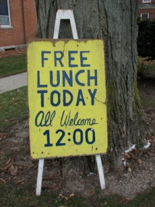 Yes Virginia, There is a Free Lunch!